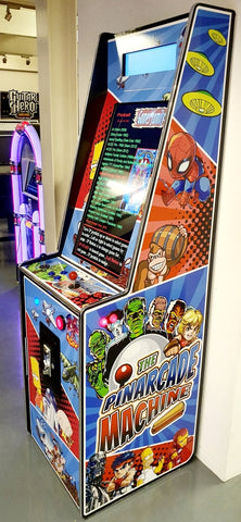 Pinarcade Arcade Pinball Machine
