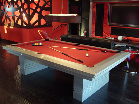 Antares Pool Billiard Table (Designer Range, Full Customisation) - CentrumLeisure