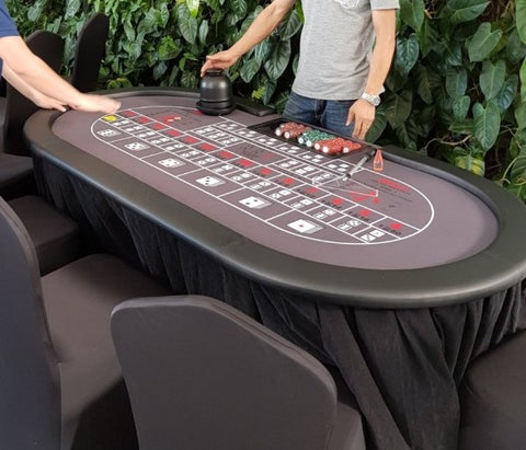 Casino Tables (Ex rental)