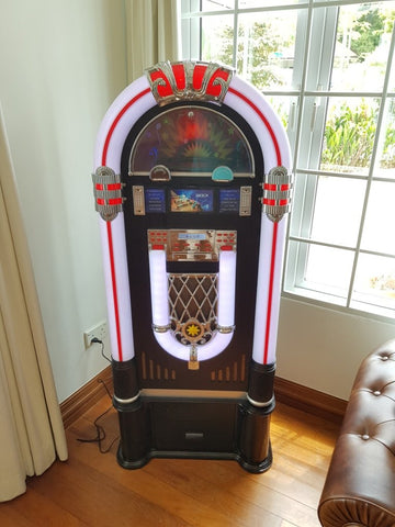 Jukebox Vinyl Record Music Player Rental Singapore