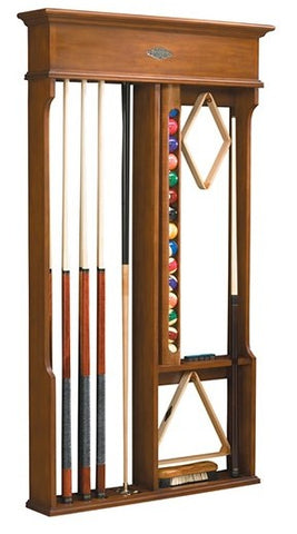 Brunswick Centennial Billiard / Pool Wall Rack