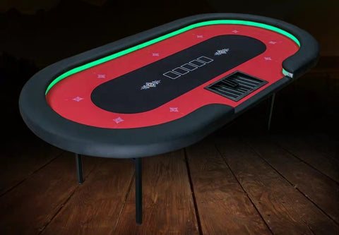 Custom Made Casino Table Games (Foldable Legs)