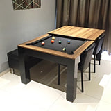 The Alexis Dining Pool Table ( Promotion Available!) - CentrumLeisure