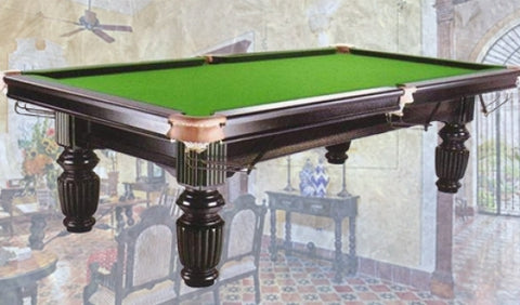 Olympic Snooker Billiard Table (Custom Size) - CentrumLeisure