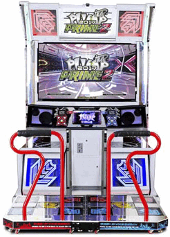 Pump It Up Prime 2 Dance Arcade Machine (Coin Operated / Free Play) - CentrumLeisure