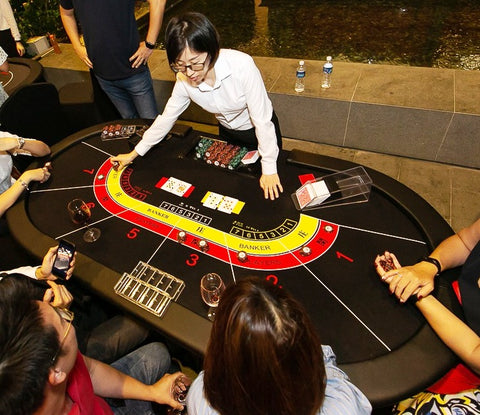 Casino Table Games - Sale & Rental available