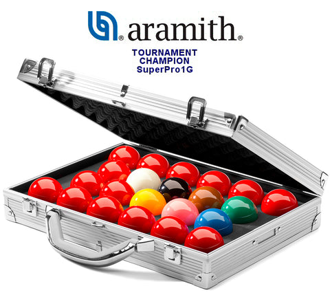 Aramith Tournament Champion 1G