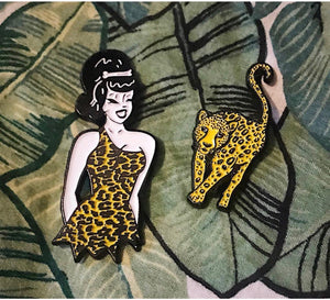 Jungle Pin Set