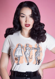 You Can't Sit With Us (t-shirt)
