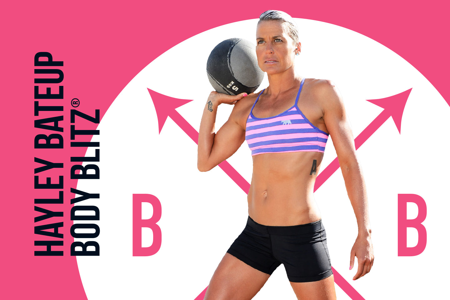 4 Week Body Blitz Challenge