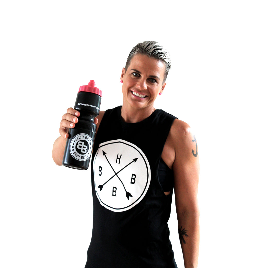 Body Blitz Drink Bottle