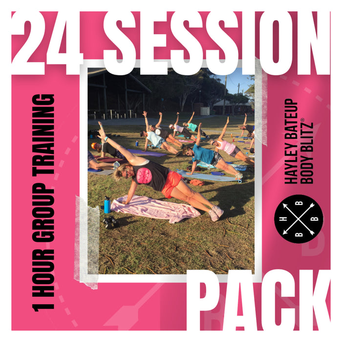 24 Session Pack