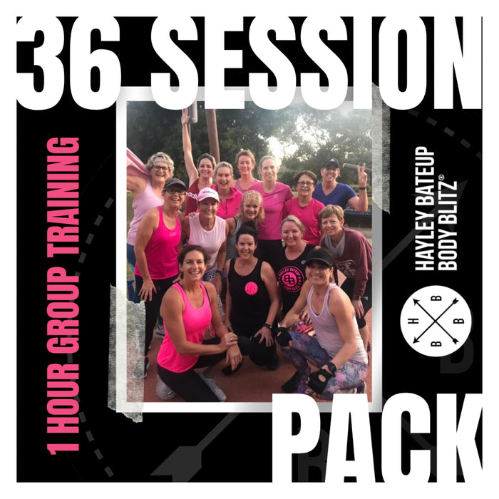 36 Session Pack