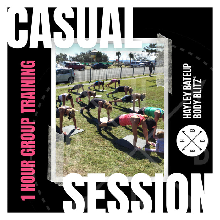 Casual Session $25