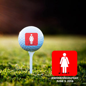 Happy Women's Golf day