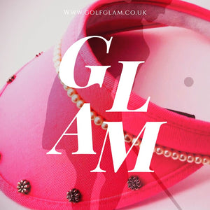 Take off your hat for Golfglam's visors