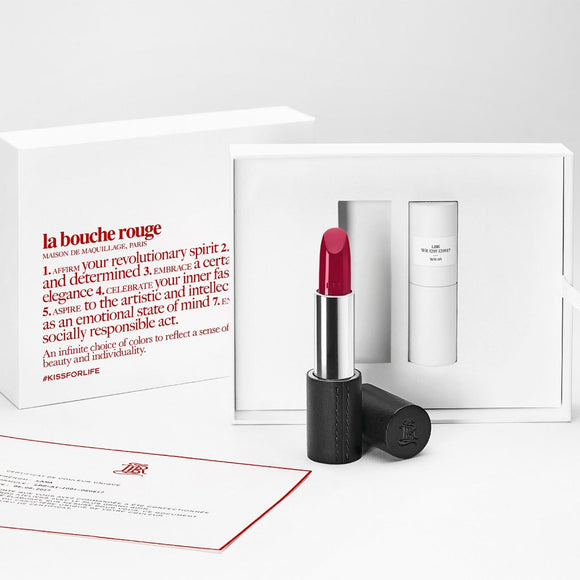 Coffret Rouge à lèvres - Innocent red