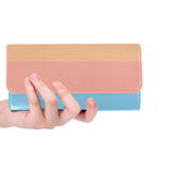 LGBT and proud wallet clutch