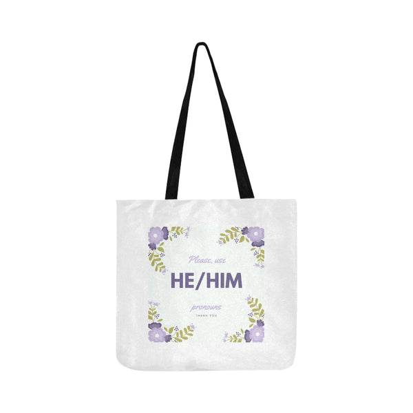 Please use masculine/feminine/neutral pronouns bag
