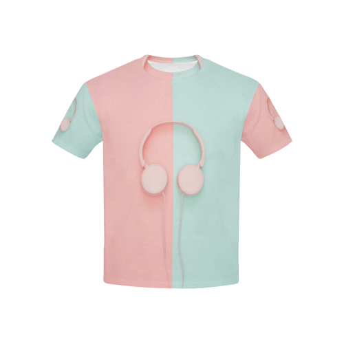 Headphones T-shirt for Kid