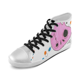 Guardian spirits High Top Canvas Kid's Shoes (Model 002)