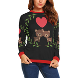 Bears in love sweatshirt