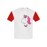 Cartoon kid t-shirt
