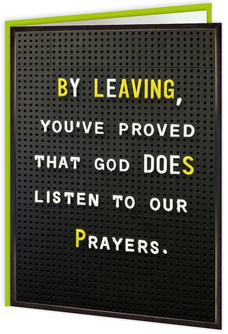 GOD DOES LISTEN TO OUR PRAYERS