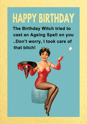 The Birthday Witch