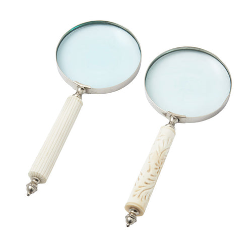 Rondel Magnifier Glass