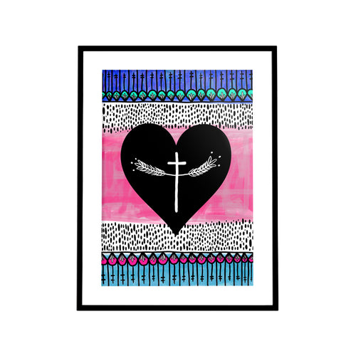Faithful Love Print