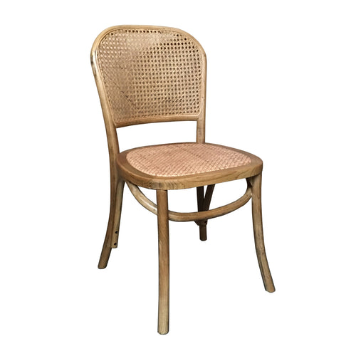Bahamas Cane Chair - Natural