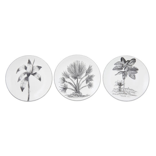 Bermuda Wall Plate Set