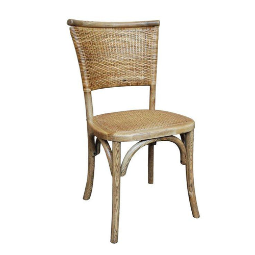 Hyatt Rattan Chair - Natural