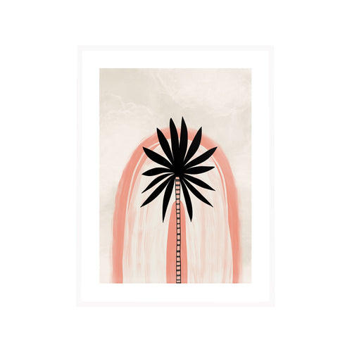 Palm Springs Sunset Print