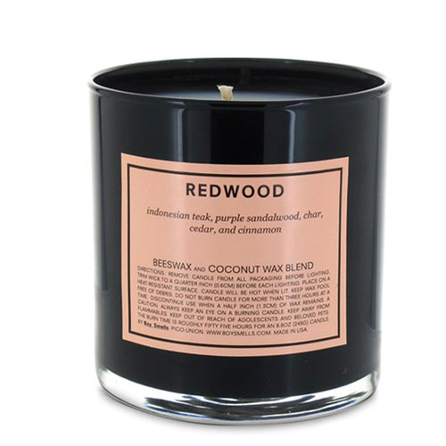 Redwood | Boy Smells Candle