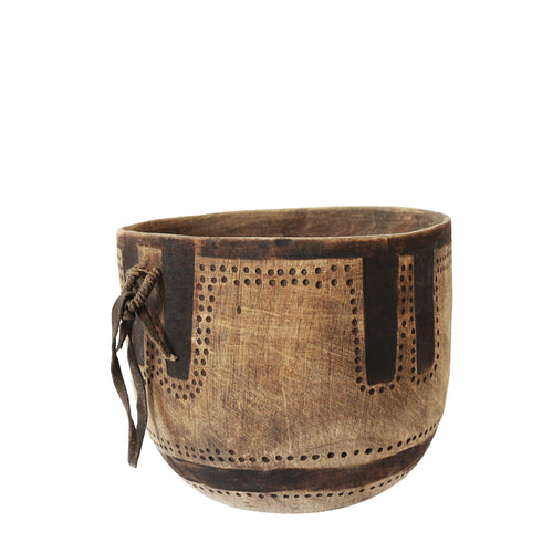 Tribe Small Urn Bowl
