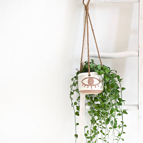 Nazar Evil Eye Hanging Planter