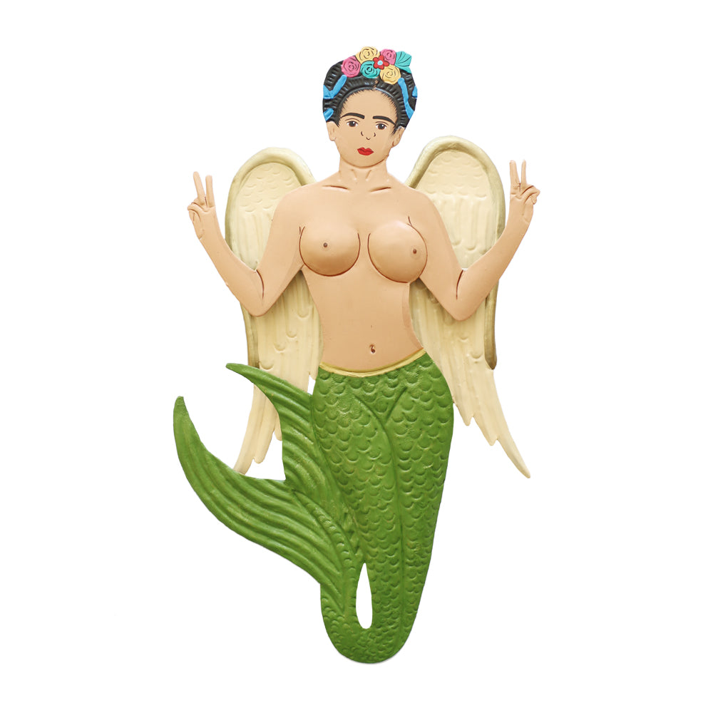 Frida Mermaid - Green Tail