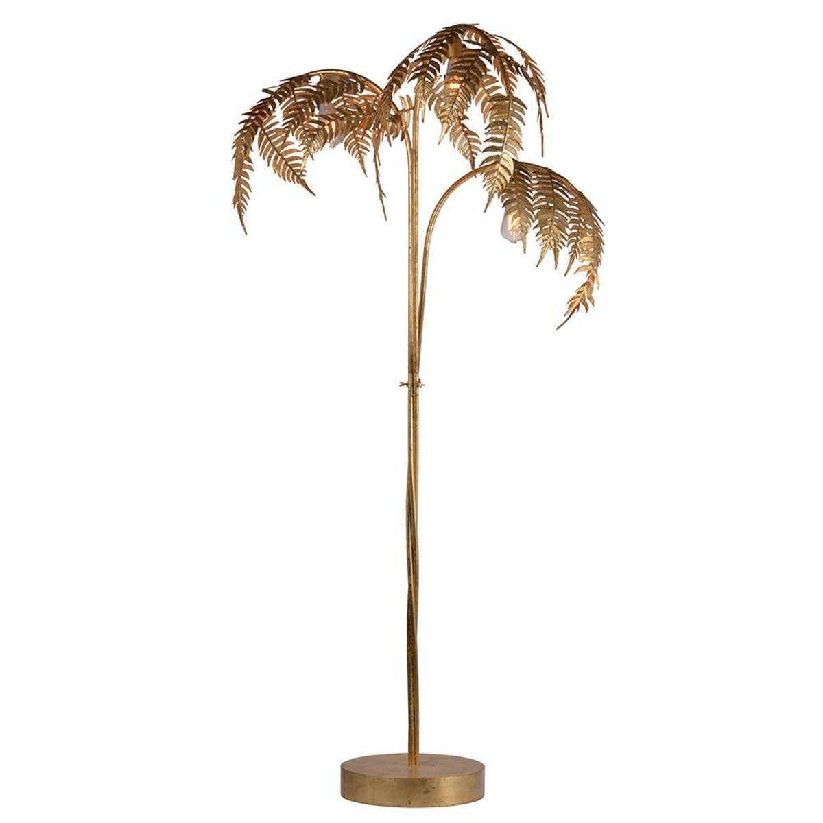 Palm Tree Floor Lamp