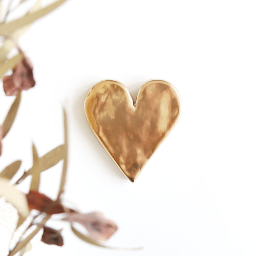 Heart of Gold - Mini Heart
