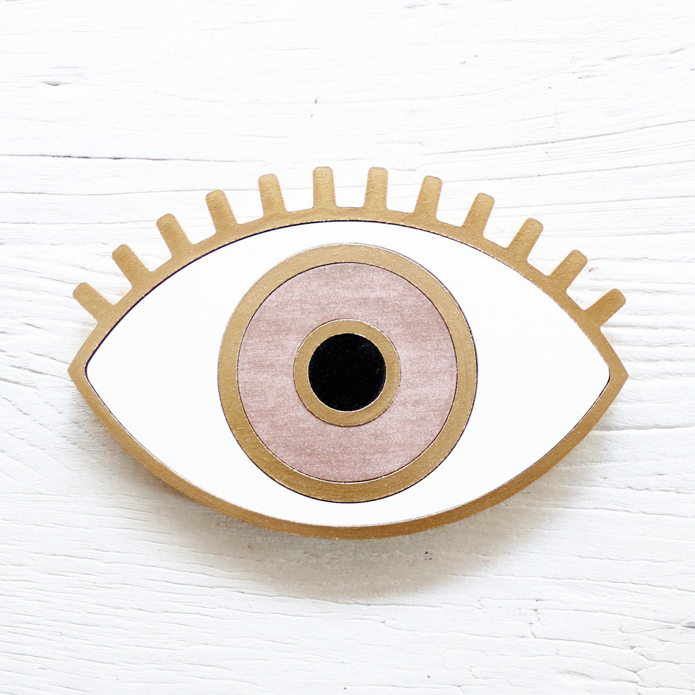 Evil Eye Luxe Wall Hanging