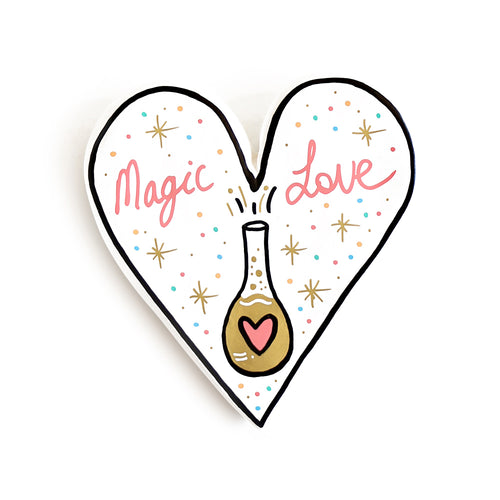 Magic Love - Mini Heart