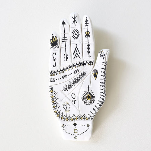 Mantra Palm Reading