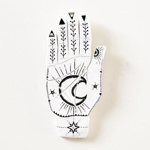 Moon Alignment Palm Reading