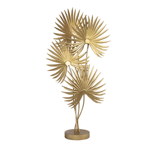 Cabana Palm Floor Lamp