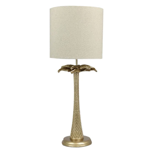 Casablanca Palm Table Lamp