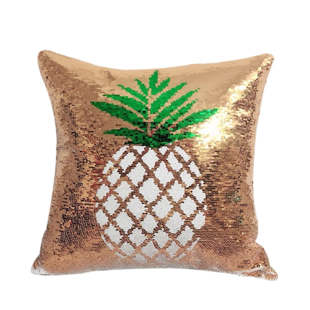 Pineapple Sequin - Cushion Cover