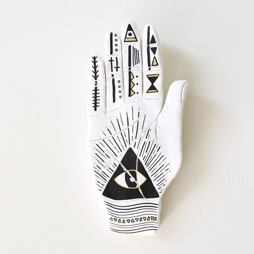 Visionary Palm Reading