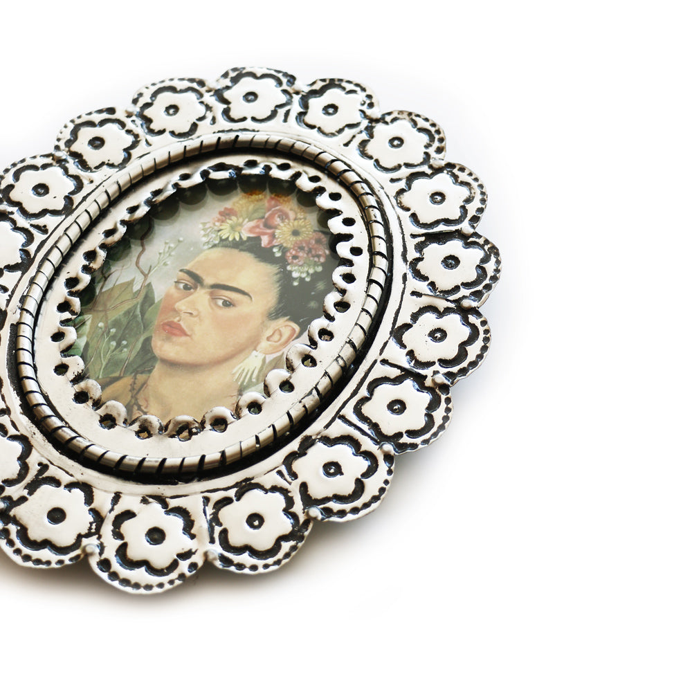 Frida Bloom Wall Frame